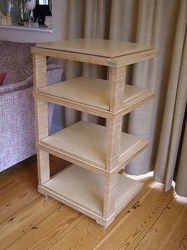 4 shelf hi fi rack. 4 shelf audio rack