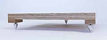 Birch plywood, hi fi isolation, hi fi rack, baltic plywood, audio support