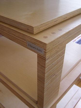 Wood hi fi racks. Wood hi fi audio support