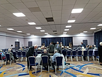 FRMS annual meeting Daventry 2017