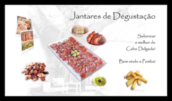 Jantares de Degustação - GOTOPEMBA - R&D