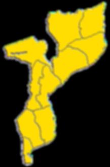 PROVÍNCIAS DE MOÇAMBIQUE - GOTOPEMBA - R&D