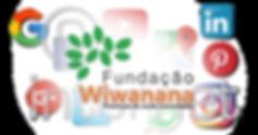FUNDAÇÃO WIWANANA NA INTERNET - BROCHURA FACEBOOK - GOTOPEMBA - R&D