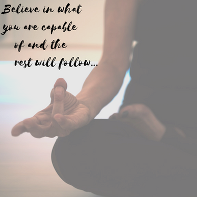 The Means to Continue - the value of my yoga practice