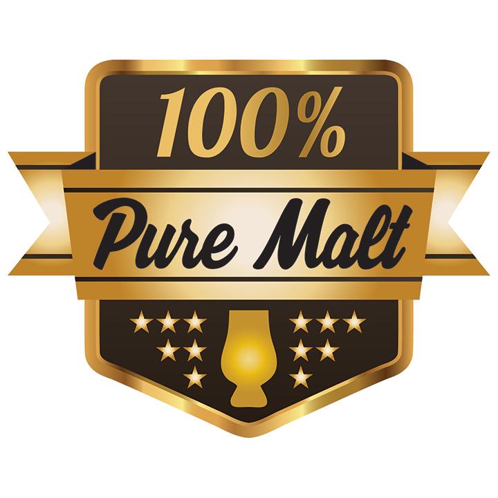 100% Pure Malt