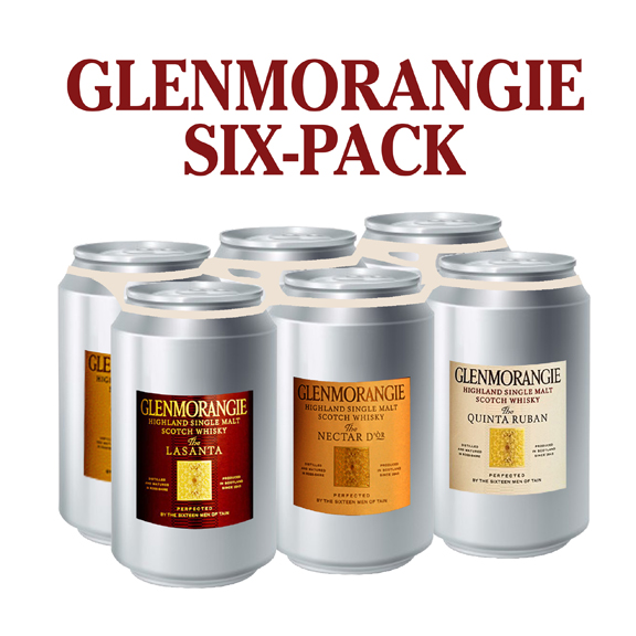 Glenmorangie Six-Pack