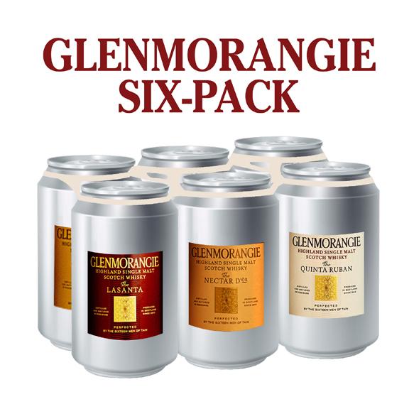 Glenmorangie Six-Pack