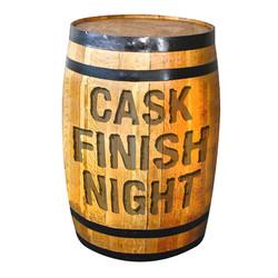 Cask Finish Night