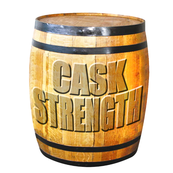Cask Strength Night