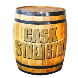 Cask Strength Night
