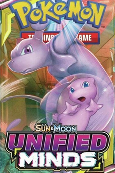 Pokemon TCG: Unified Minds Booster Pack
