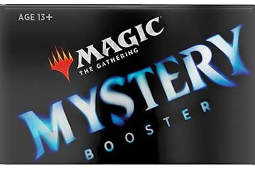Magic the Gathering TCG: Mystery Booster