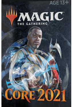 Magic the Gathering TCG: Core Set 2021 Bundle