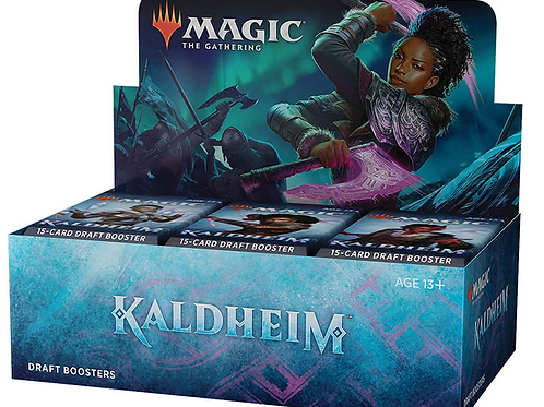 Magic the Gathering TCG: Kelmheim Draft Booster Box