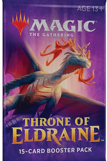 Magic the Gathering TCG: Throne of Eldarine