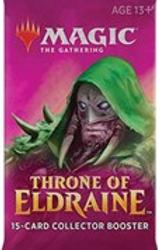 Magic the Gathering TCG: Throne of Eldarine Collector Pack