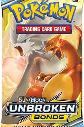 Pokemon TCG: Unbroken Bonds Booster Pack