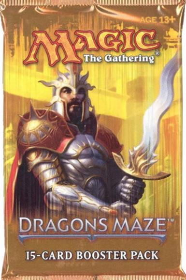 Magic the Gathering TCG: Dragons Maze
