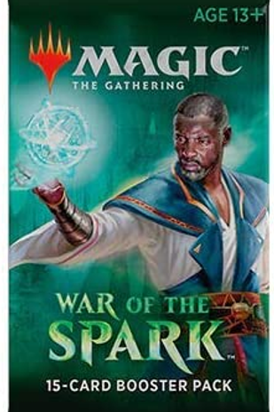 Magic the Gathering TCG: War of the Spark