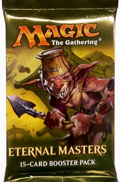 Magic the Gathering TCG: Eternal Masters