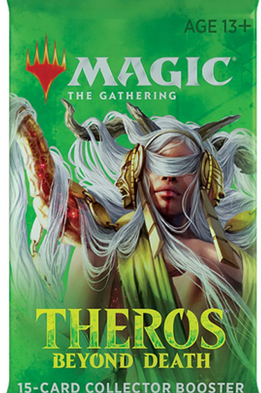Magic the Gathering TCG: Theros Beyond Death Collector Pack