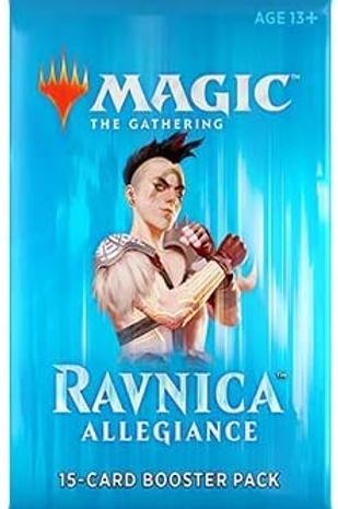 Magic the Gathering TCG: Ravnica Allegiance