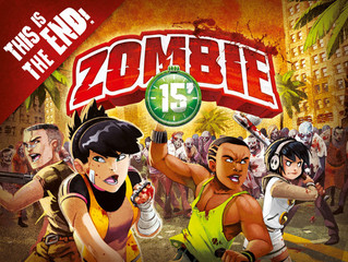 Shall We Play A Game? Zombie 15