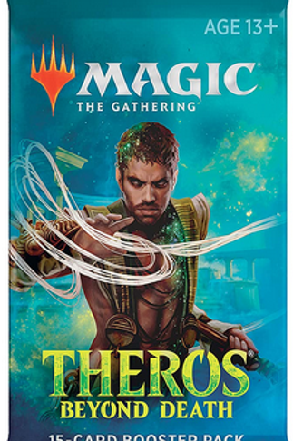 Magic the Gathering TCG: Theros Beyond Death