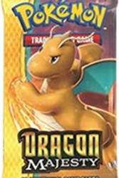 Pokemon TCG: Dragon Majesty Booster Pack