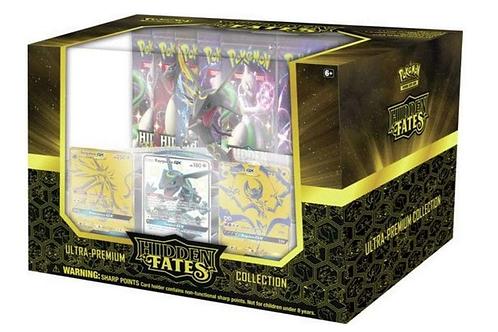 Pokemon TCG: Hidden Fates Ultra-Premium Collection