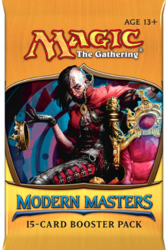 Magic the Gathering TCG: Modern Masters