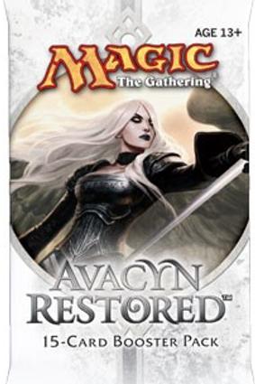 Magic the Gathering TCG: Avacyn Restored