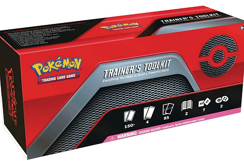 Pokemon TCG: Trainer's Toolkit