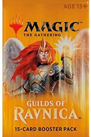 Magic the Gathering TCG: Guilds of Ravnica