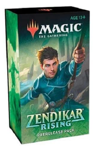 Magic the Gathering TCG: Zendikar Rising Pre-Release at home Kit
