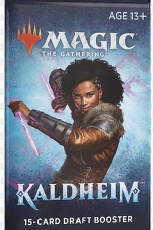 Magic the Gathering TCG: Keldheim Draft Booster packs
