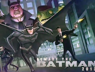 Beware the Batman Animated Series Review
