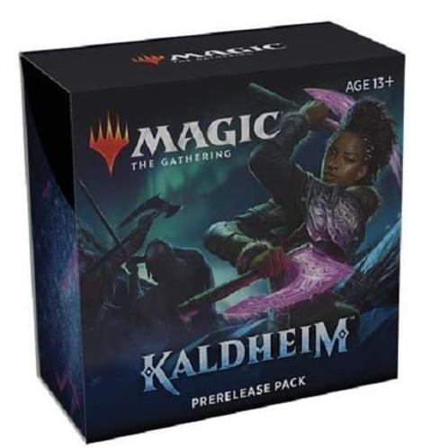 Magic the Gathering TCG: Kaldheim Pre-Release Kit