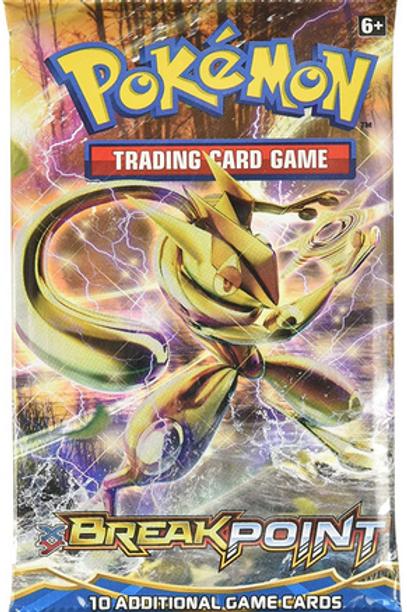 Pokemon TCG: Break Point Booster Pack