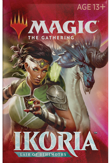 Magic the Gathering TCG: Ikoria: Lair of Behemoths Booster Box