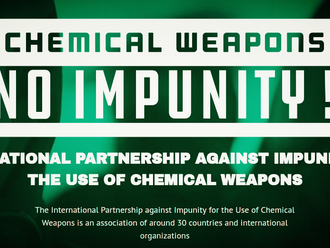 International partnership against the impunity for the use of chemical weapons