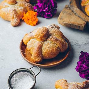 Pan de Muerto con Vitamix