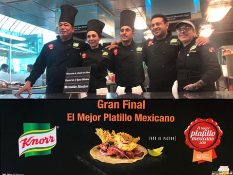 El Mejor Platillo Mexicano 2018