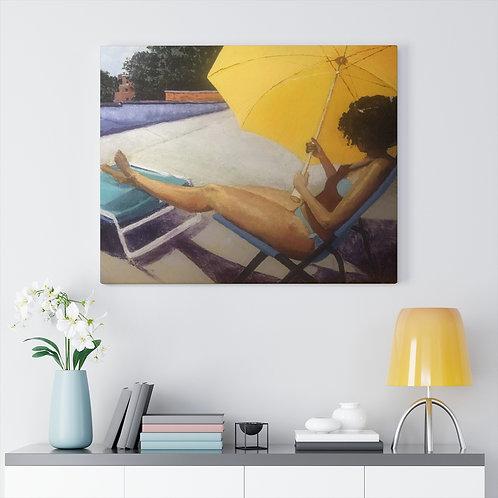 Canvas Print - Urban Beach