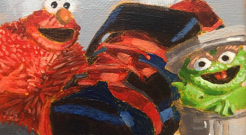 Sesame Friends