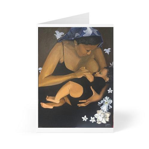 Cards (8 pcs) - Yemaya