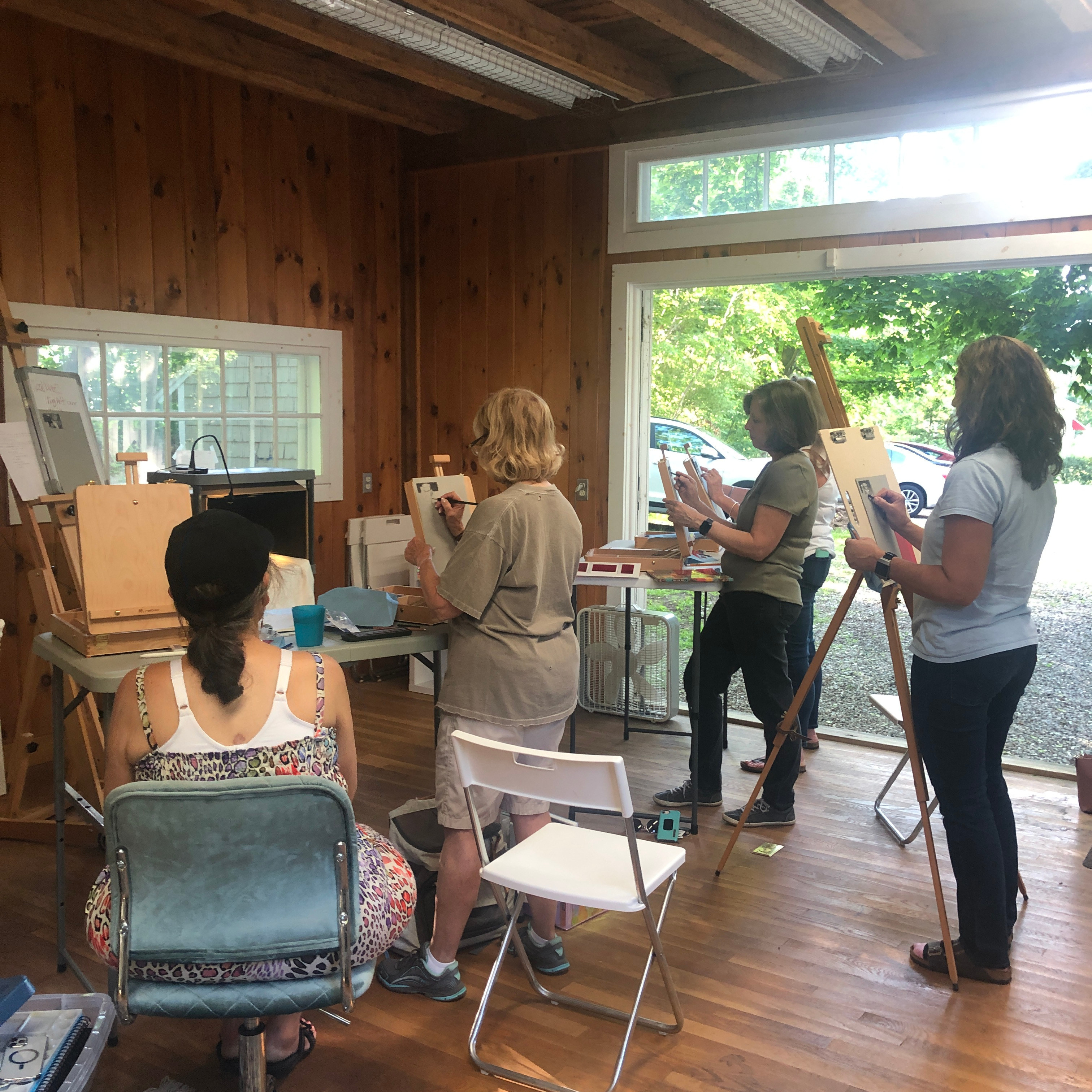 Adult and Teen Art Lessons