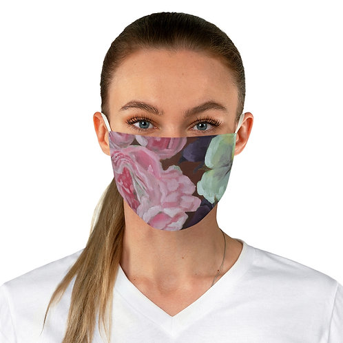 Fabric Face Mask Floral Print 2