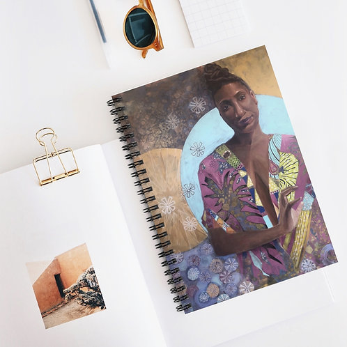 Creativity Spiral Notebook - Ruled Line