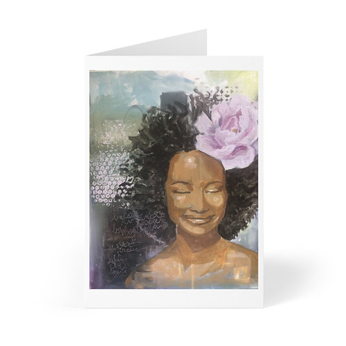 Cards (8 pcs) - Grace
